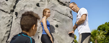 Bouldern Trainer Activities Sports Outdoor hotel Palm Garden