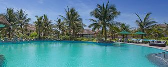 TUI BLUE Nam Hoi An Poollandschaft