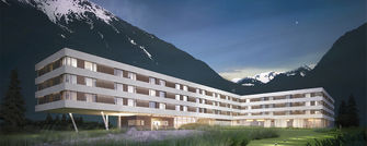 TUI BLUE Montafon design